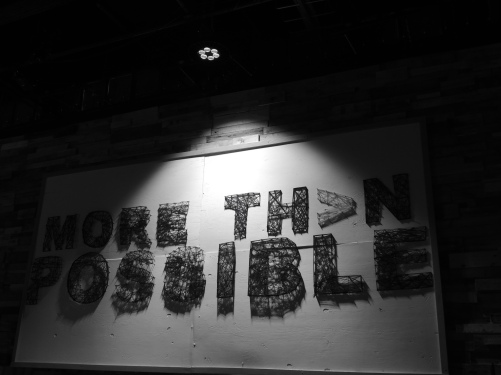 More Than Possible